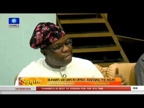 Sunrise: Analysing Buhari's 100 Days In Office Pt 1
