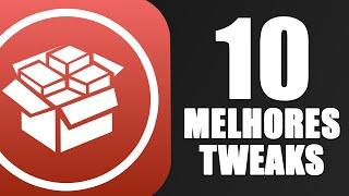 iOS 8: 10 MELHORES TWEAKS (cydia - jailbreak)