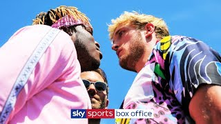 KSI vs LOGAN PAUL 2 | OFFICIAL SKY SPORTS TRAILER