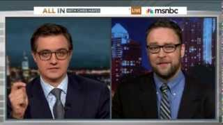 Clay Johnson and Chris Hayes Discusses Healthcare.gov/Sebelius Hearings and Procurement Reform