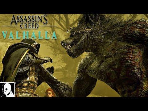 Assassins Creed Valhalla Zorn der Druiden Gameplay Deutsch #7 - Mystischer PUCA & FLUCHSTEIN
