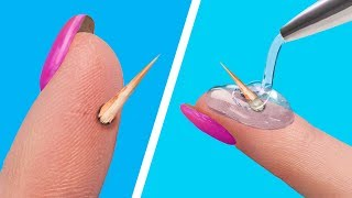 13 Glue Hacks and Pranks / Crafting Life Hacks