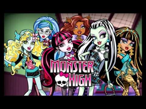 Monster High: Fright Song (karaoke Instrumental) video