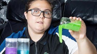 U.K. Teen Warns About the Dangers of Making Slime After It Makes Her Sick