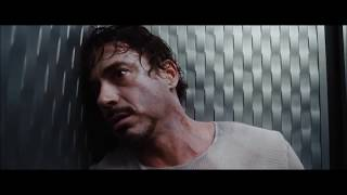 Iron Man (2008) - Colonel Rhodes helps Tony Stark HD
