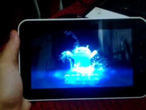 Como formatear Una Tablet Woo Con Android 4.0.4