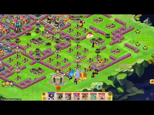 Атака топов в игре Мастер Меча Фотострана с хакерскими заморочками