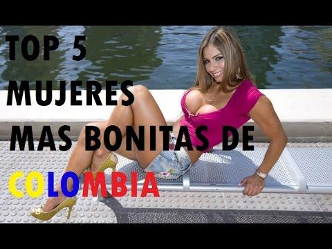   ● Las Mujeres Mas Lindas de Colombia ●  