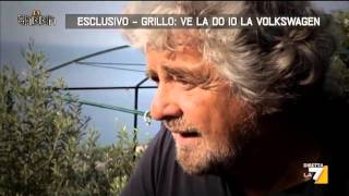 Esclusivo – Grillo: Ve la do io Volkswagen