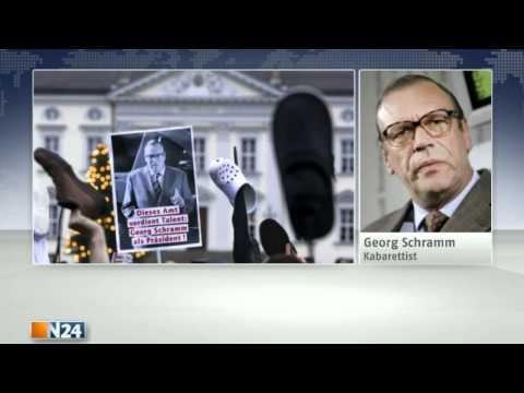 Absage an die Piraten - Schramm will nicht Bundespräsident werden | 22.02.12