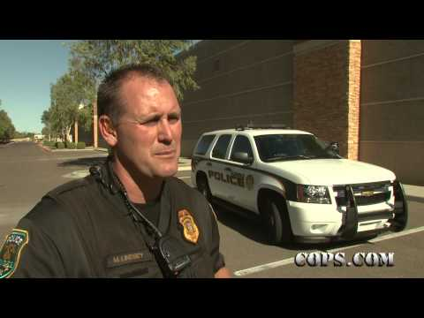 Officer Mark Lindsey - Glendale Police Department, AZ