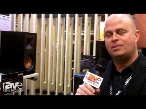 CEDIA 2015: Klipsch Launches R-15PM Powered Monitors for A Multiple Inputs