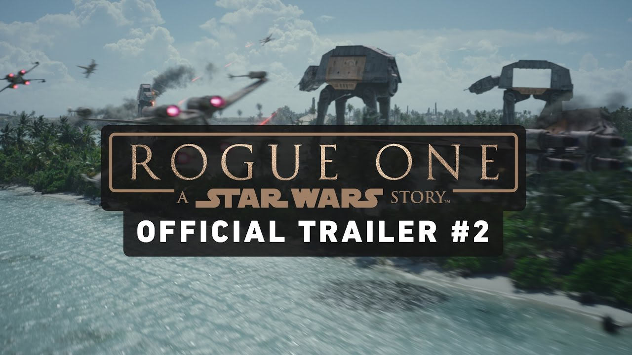 Check Out The Killer New Trailer For Star Wars Rogue One
