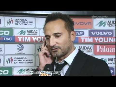 Bologna FC 1909 26/10/2011 Chievo – Bologna, Setti nel prepartita