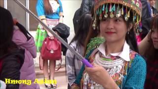 Nkauj Hmoob Zoo Nkauj - Hmong New Year 2017
