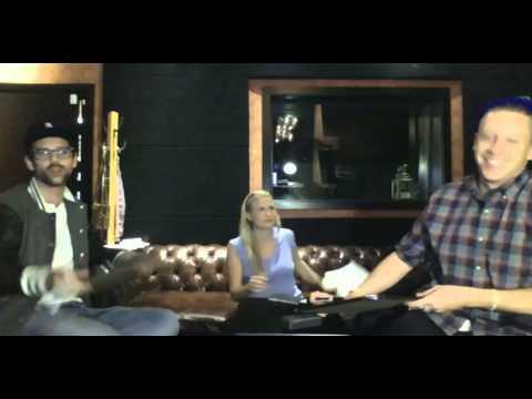Macklemore & Ryan Lewis Ustream 9/17/14