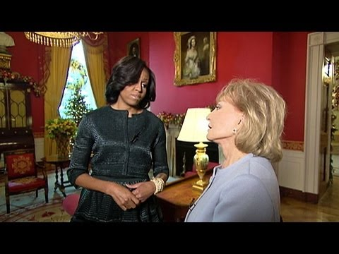 President, Michelle Obama on Making Tough Decisions