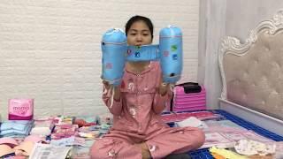 Trọn gói đầy đủ cho cả mẹ và bé sơ sinh mùa hè - Titvamit.vn