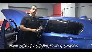 BMW Serie 1 Seguridad y Sonido