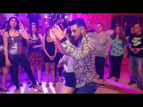 Daniel Bachata Dance ISrael congress