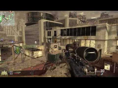 CoD6 Sniper Montage