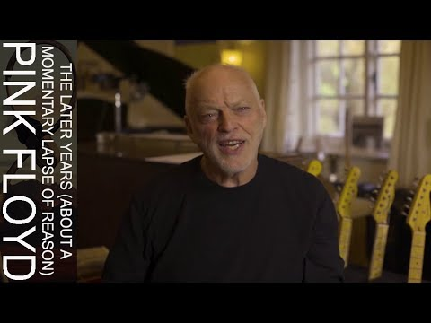 Download  Pink Floyd's The Later Years Revealed Part 1: David Gilmour Discusses 'A Momentary Lapse Of Reason' Gratis, download lagu terbaru