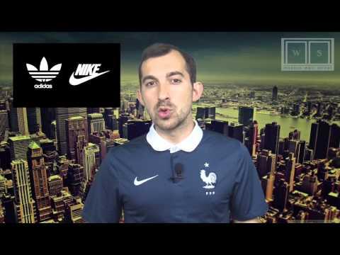 Match capital aussi pour Nike