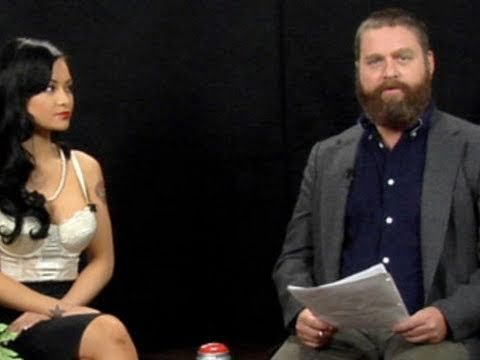 Between Two Ferns with Zach Galifianakis: Jennifer Aniston & Tila Tequila