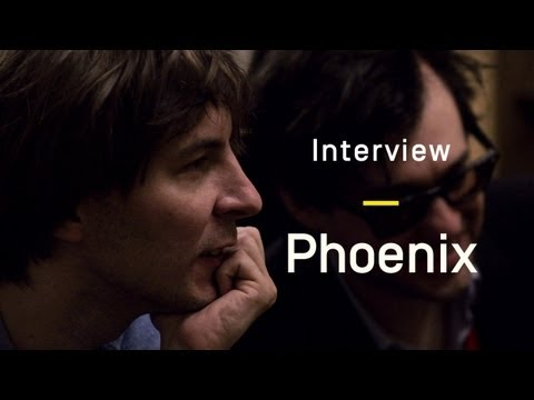 Phoenix Discuss Their New Album