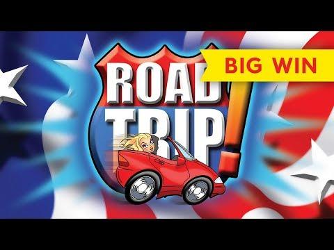 Road Trip Slot - BIG WIN SESSION!