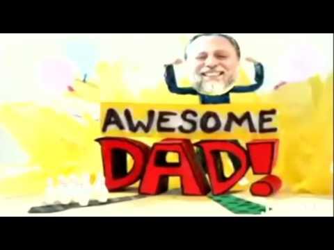 Obrigado ao Eduardo Passos pela animação divertida em homenagem ao Caio: Awesome Dad!