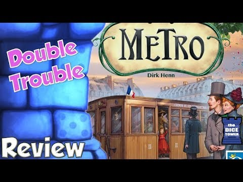 Metro Review - Double Trouble