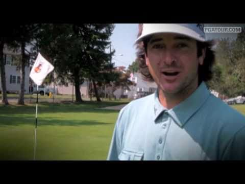 Bubba Watson's Video Diary: at the Deutsche Bank Championship