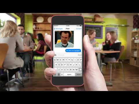 PopKey - The world's first animated GIF keyboard for iOS