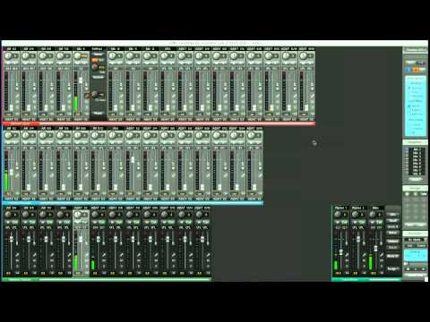 RME TotalMix FX Tutorial Part 1 (of 2) - SynthaxTV