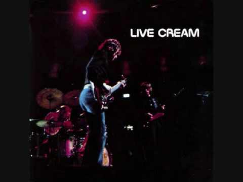 Cream - Live Cream - 1 - N.S.U.