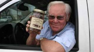 Watch George Jones Nothing Ever Hurt Me video
