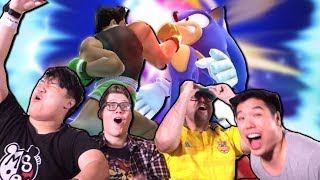 8 Nintendo Youtubers SMASH 4 TOURNAMENT - ft. Simpleflips, Nathaniel Bandy + More! [MINUS WORLD]