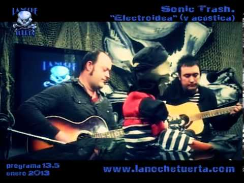 Thumbnail of video Sonic Trash- electroidea (acústico). 2013