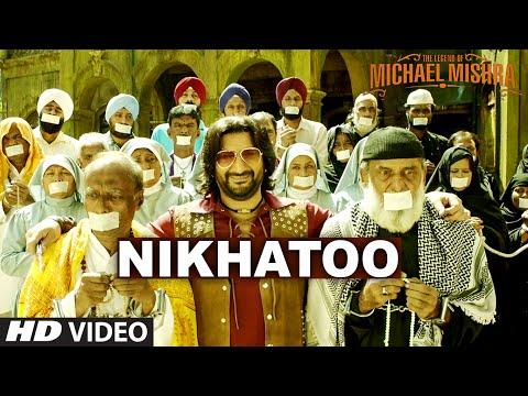 NIKHATOO Video Song   The Legend Of Michael Mishra   Arshad Warsi, Aditi Rao Hydari   T-Series