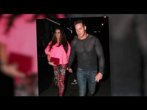 Kieran Hayler is Booted out of Katie Price's Mansion | Splash News TV | Splash News TV