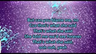 Watch Backstreet Boys Thats What She Said video