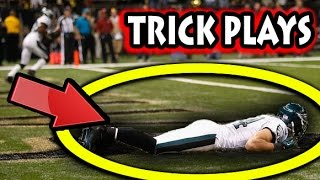 Greatest Trick Plays In Football History Part 3