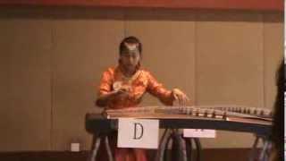 四段锦si Duan Jin Menghua Guan 39 S Student Gold Award In Guzheng Competition