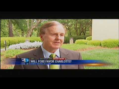 Pittenger reacts to Anthony Foxx nomination