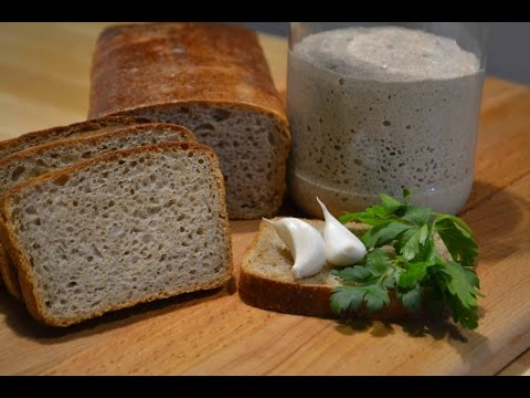 Как сделать заварку для хлеба