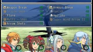 RPG Maker VX Ace - Boss Battle Test 3 - Dark Hero