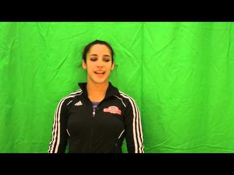 Fierce Five Shout Out Bloopers