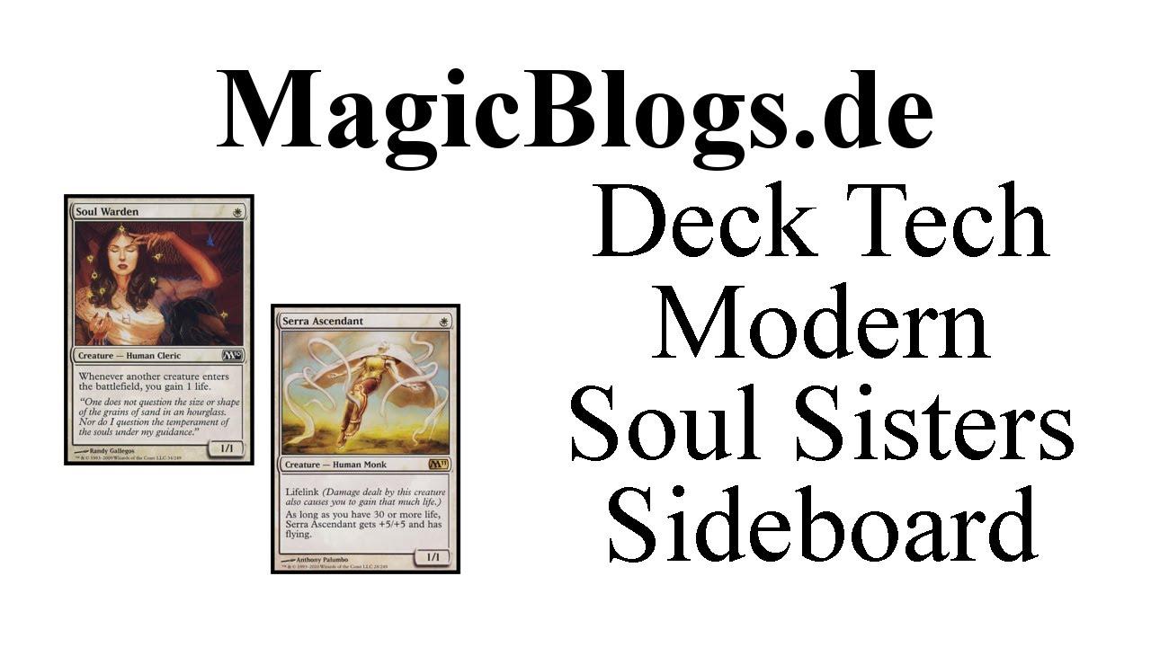Modern Sideboard Tech Magic Mtg Deck Tech Modern