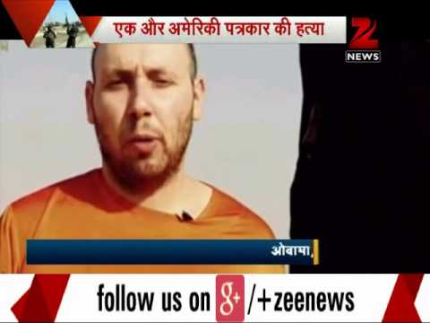 New video shows apparent beheading of US journalist Steven Sotloff